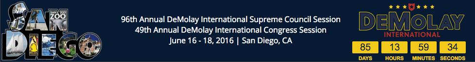 Congresso Internacional da Ordem DeMolay