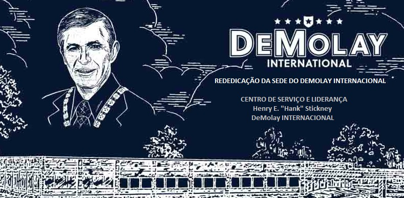 Rededicação da Sede do DeMolay Internacional