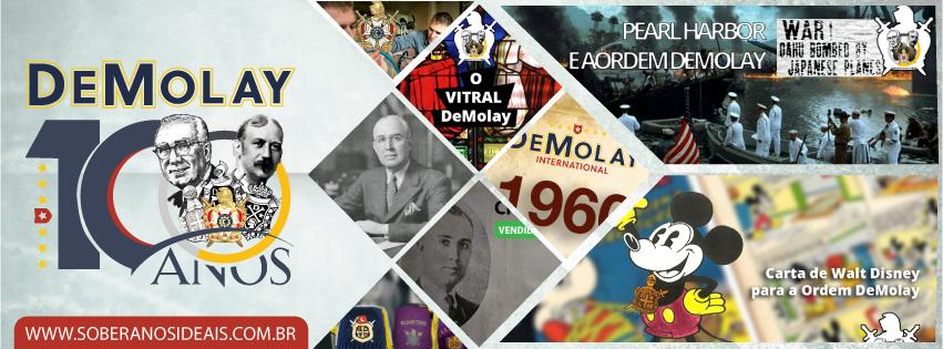 Centenário da Ordem DeMolay | Kansas City 2019