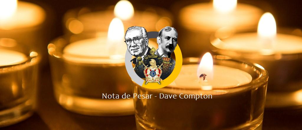 Nota de Pesar – Dave Compton